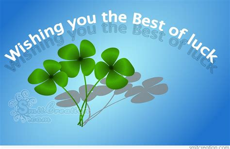best of you good luck pictures and graphics smitcreation