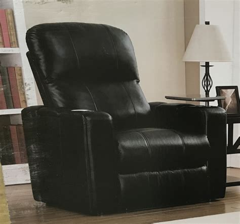 pulaski recliner pulaski furniture leather home theater power recliner
