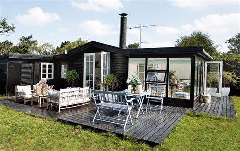 Nordic Cottage by A Cottage To Make You Of Summer Days Nordicdesign