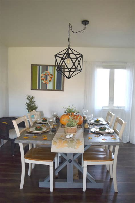table set up thanksgiving table set up in dining room our house now a