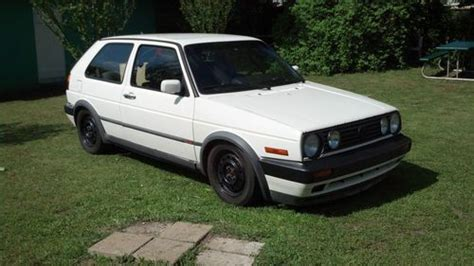 buy used 1991 volkswagen golf gti 8 valve hatchback 2 door 1 8l mk2 vw vr rabbit jetta in port