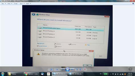 gpt format windows vista format win 10 gpt disk προβλημα pcsteps gr