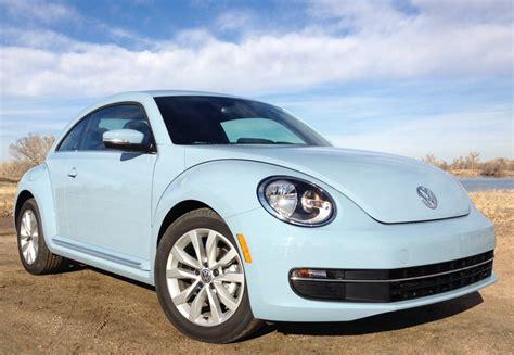 review  volkswagen beetle tdi epa underrated affordable  fun machine  fast lane car