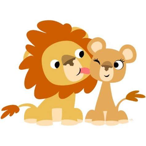 imagenes de leones kawaii my top collection cartoon lion pics