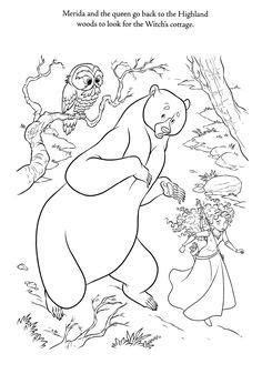 disney coloring pages and the tr princess merida brave coloring for coloring