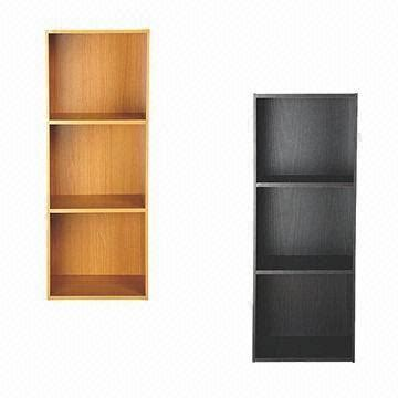 beech bookshelves 3 tier bookcases bookshelves in white black or beech