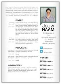 resume layout template word 3 - Resume Layout Template