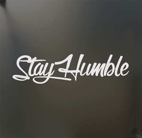 jdm sticker rear window stay humble sticker racing honda jdm funny drift car wrx