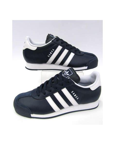 adidas samoa trainers navy originals samoa blue