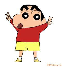 shin chan impact on children baik baik sayang
