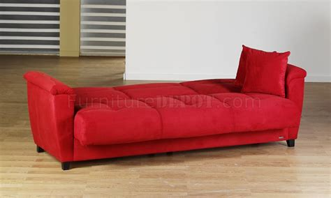 microfiber fabric for sofa red microfiber fabric living room storage sleeper sofa