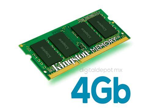 ram 4gb memoria ram 4gb ddr3 digital depot