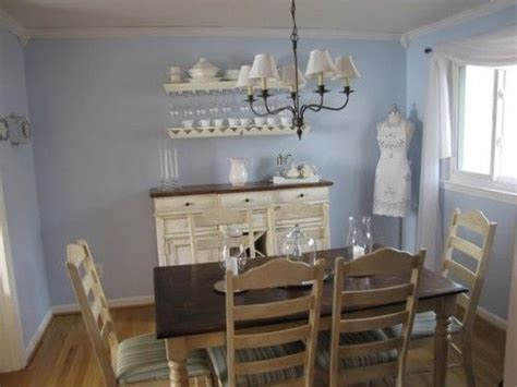 cottage blue rustoleum behr caribbean mist blue dining room paint color for the home