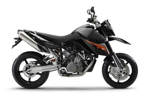 2 Zylinder Motorrad 48 Ps by Ktm 990 Supermoto Modellnews