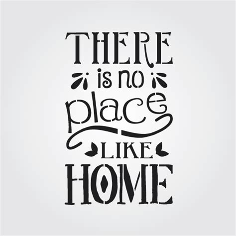 there is no place like home live more travel more
