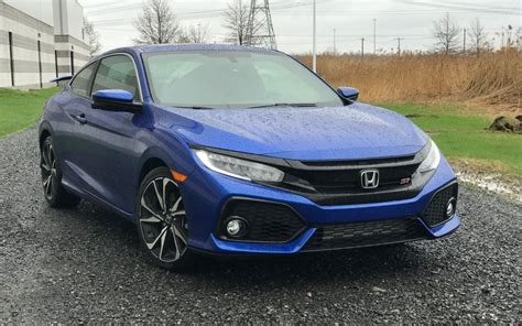 2019 Honda Sports Car by 2018 Honda Civic Si Sports Car Or Fast Economy Car The