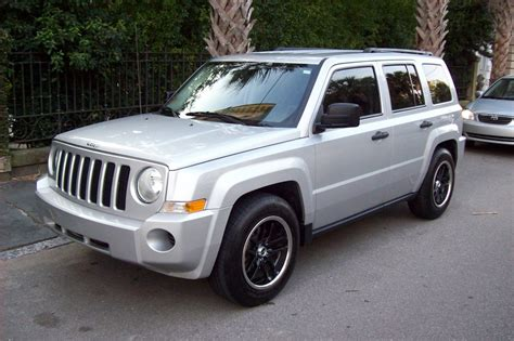 patriot jeep 2008 jeeppatriot 2008 jeep patriot specs photos modification