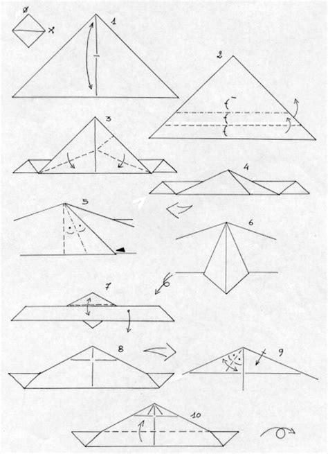 origami gabbiano david s origami page