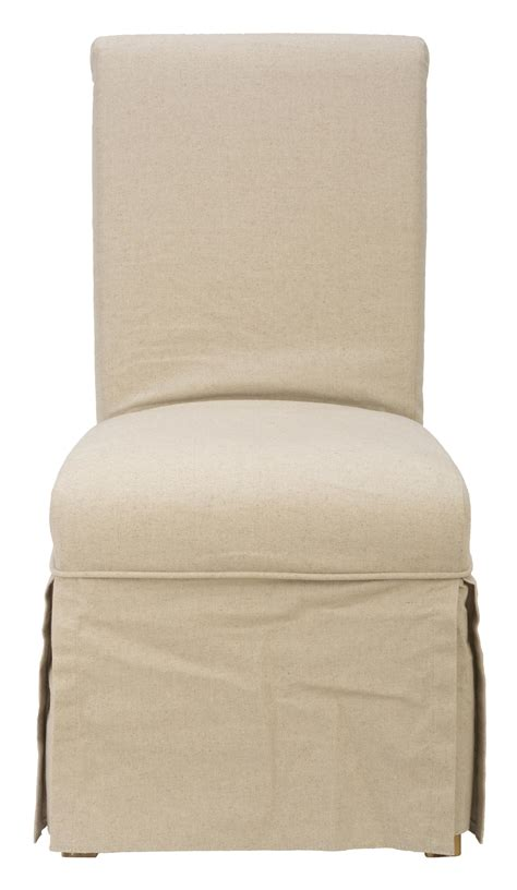 skirted dining chair covers slipcover skirted parson chair with linen look by jofran