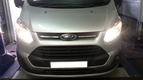 ford tourneo custom tuning ford tuning