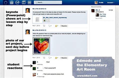 edmodo lesson plans edmodo and the elementary art room k 6 artk 6 art
