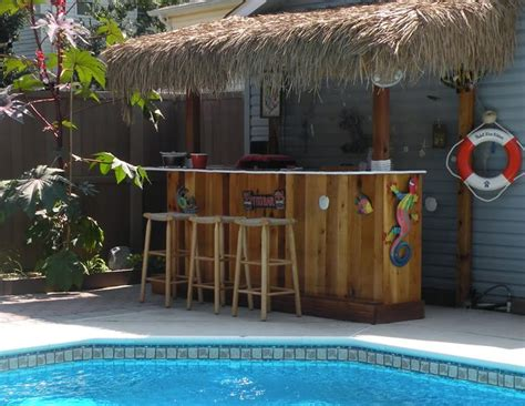Tiki Backyard Designs by Pin By Brenda Moyle On Tiki Bars