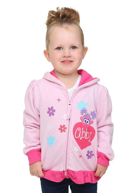 sesame abby toddler hoodie