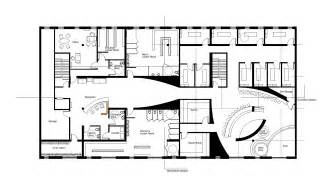 Floor Plan Of A Salon by Spa Studio Project By Allyson Wyand At Coroflot Com