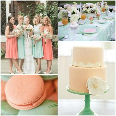 peach and green colour owambe peach and mint colored cake pops of my favorite new
