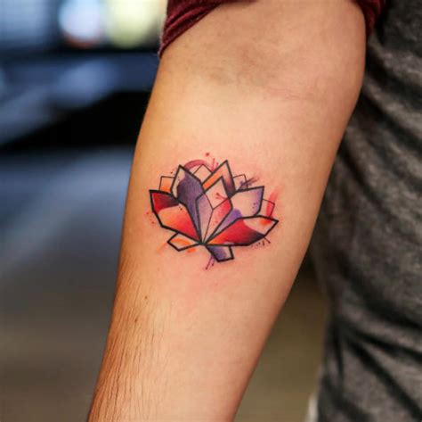 160 elegant lotus flower tattoos meanings may 2018