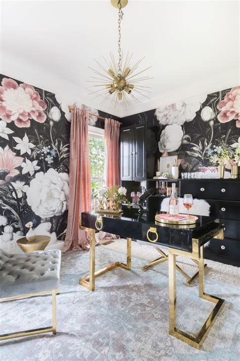 maximalist decor dos  donts home office decor home