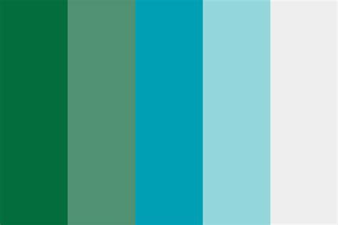 aqua color emerald aqua color palette