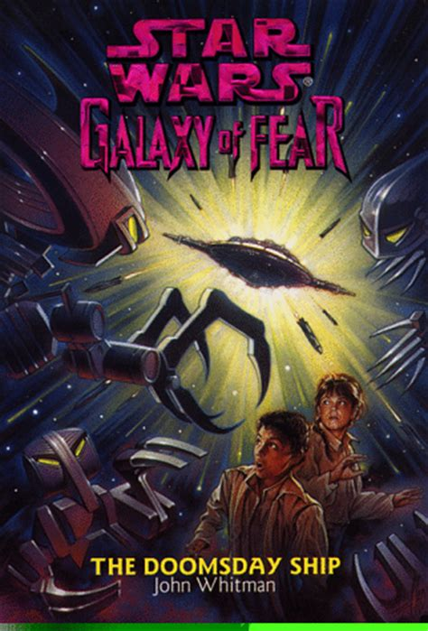 star of fear star theforce net books reviews galaxy of fear 10 the doomsday ship
