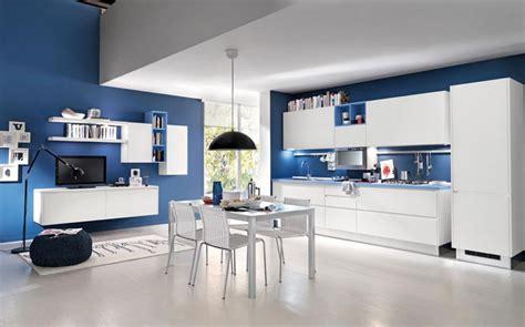 cuisine bleu ciel plan de travail cuisine de couleur fa 231 on de rafra 238 chir l