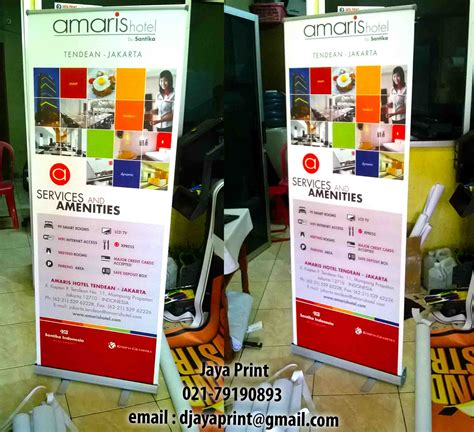 Printer Banner Murah roll banner murah 28 images amiko digital studio