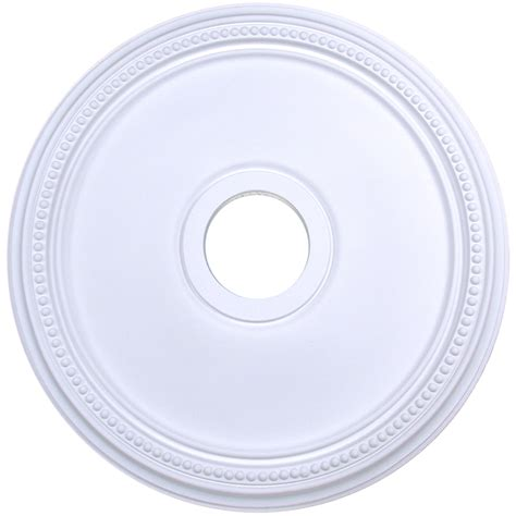 Ceiling Medallion Lowes by Shop Evertrue Ceiling Medallion At Lowes