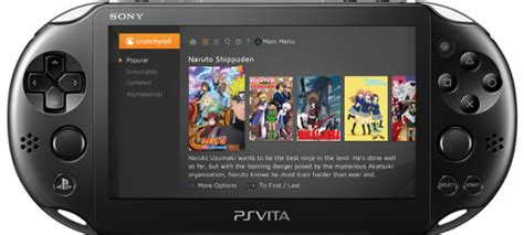ps vita apps new ps vita apps today include crunchyroll nhl gamecenter