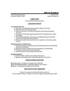 Resume Templates Customer Service by 30 Customer Service Resume Exles Template Lab