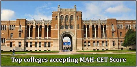 Top Mba Colleges In Mumbai Accepting Mah Cet Score by Top Colleges Accepting Mah Cet 2018 Score