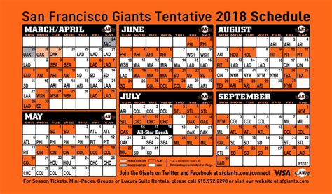 printable schedule for sf giants mlb calendar 2018 with red sox mlb release 2018 regular