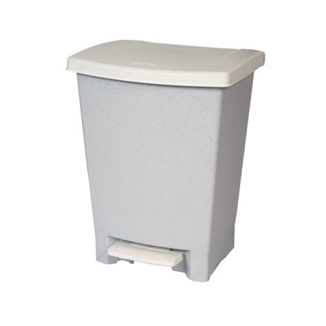Safety Box 25l rubbermaid bins recycling bins safety cleaning
