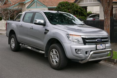 Ford Ranger 4 Door by File 2013 Ford Ranger Px Xlt 4wd 4 Door Utility 2015 07
