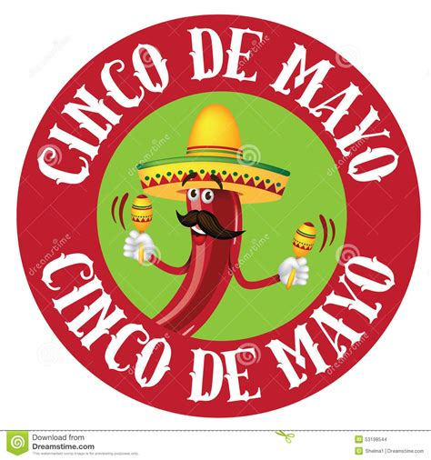 roundhouse stock images royalty free images vectors cinco de mayo round chili icon stock vector image 53198544