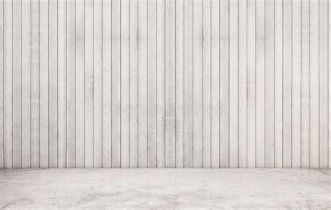 cemento pulido blanco piso concreto pulido blanco con la pared de madera foto de
