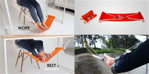 product of the week hammock for your desk