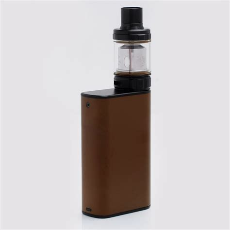 Eleaf Istick Qc 200w 5000mah With Melo 300 Vaporizer Authentic authentic eleaf istick qc 200w 5000mah bronw tc vw mod with melo 300