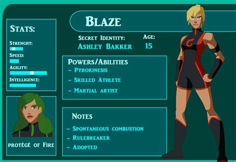character biography list blaze bio by wickedcurlyfeather on deviantart
