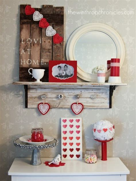valentines home decorations 18 romantic diy home decor project for valentine s day