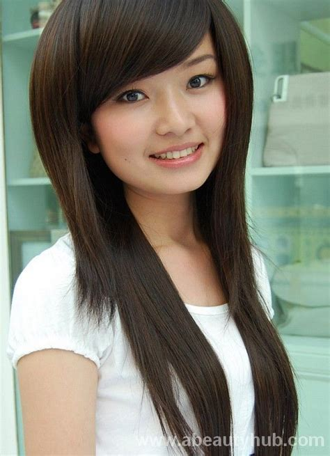 bouncy short hair with side feathers haircuts for long hair silky bouncy is a dream of almost