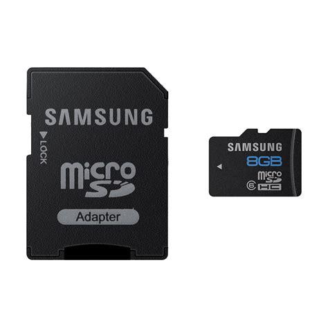 Micro Sd Merk Samsung samsung 8gb class 6 microsd memory card